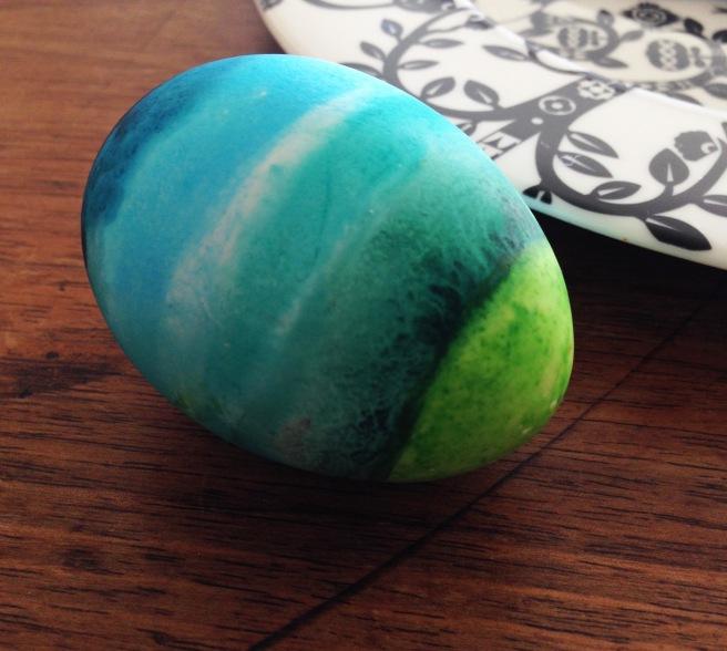 ester egg, DIY, watercolour