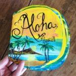 aloha artist book