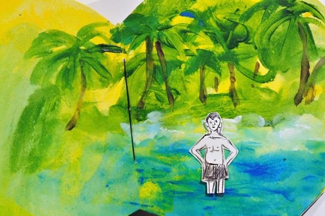 Aloha artists book