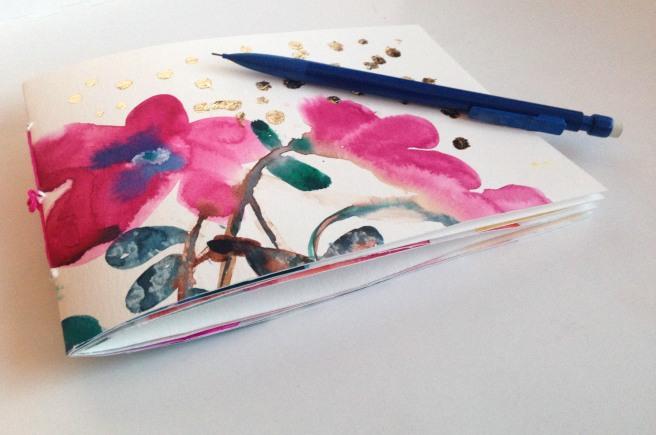 Art journal DIY