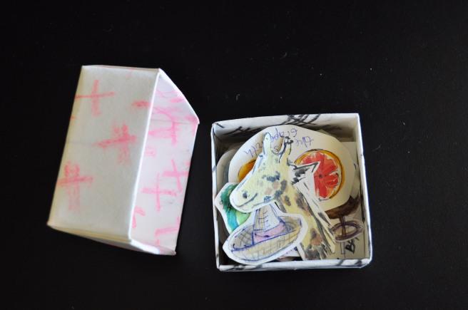 DIY memory box. gift