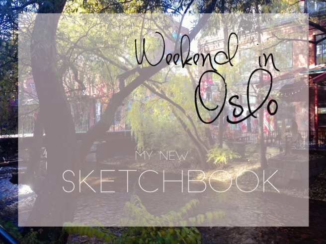 oslo blå. scandinavian vibes Sketchbook, Drawings